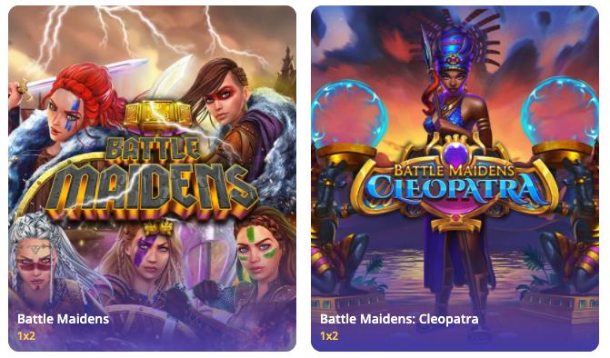 battle maiden games